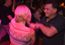 2016-05-11 Salsa Night