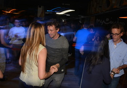 2017-01-18 Salsa Night