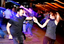 2017-03-22 Salsa Night Geburtstag Sally