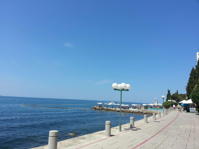 Portoroz-Promenade