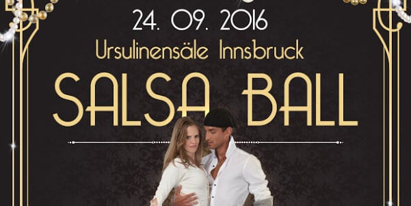 Salsa Libre Ball am 24.9.2016