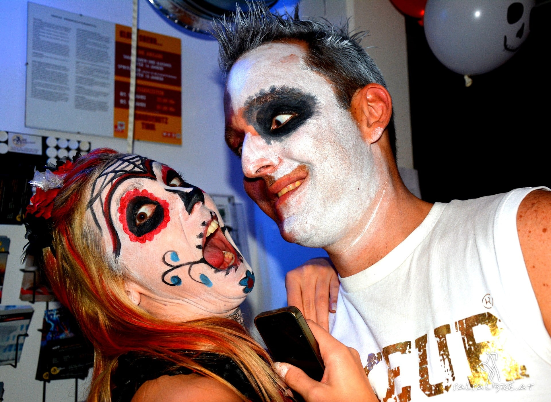 Salsa Libre Halloween Salsa