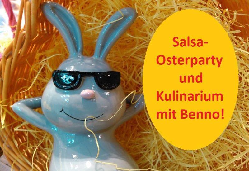 Oster Bunny Party bei Salsa Libre