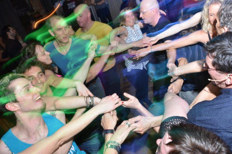 Rueda de Casino bei Salsa Libre
