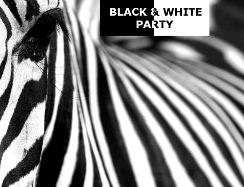 Black & White Salsa Party am 22.4. im Club Salsa Libre