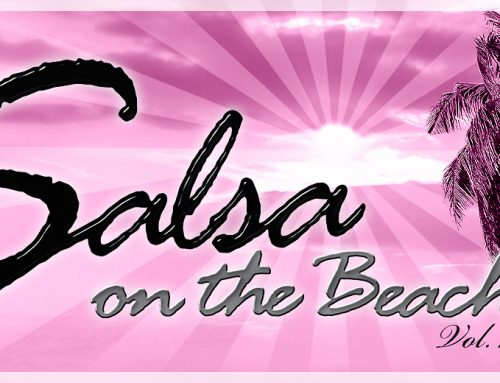 "Salsa on the Beach – ""Sensual"" Edition"