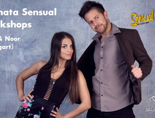 Bachata Sensual Workshops mit Chris & Noor (Stuttgart)