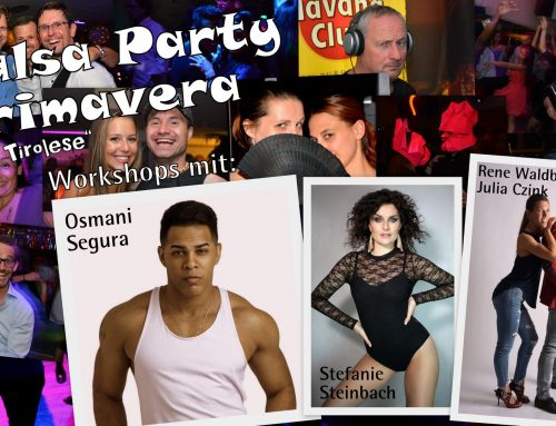Salsa Primavera Party und Workshops