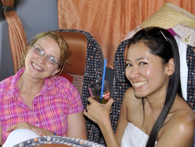 Spaß im Salsa-Bus nach Portoroz!