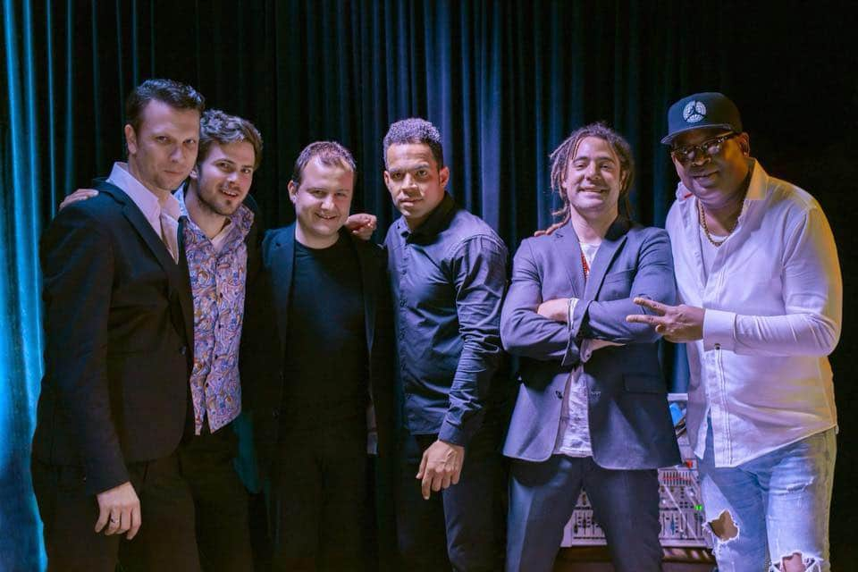 La Banda del Sol im Spiegelzelt am 30. August 2016