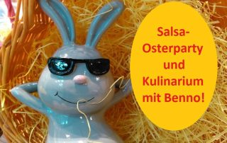 Oster Bunny Party bei Salsa Libre