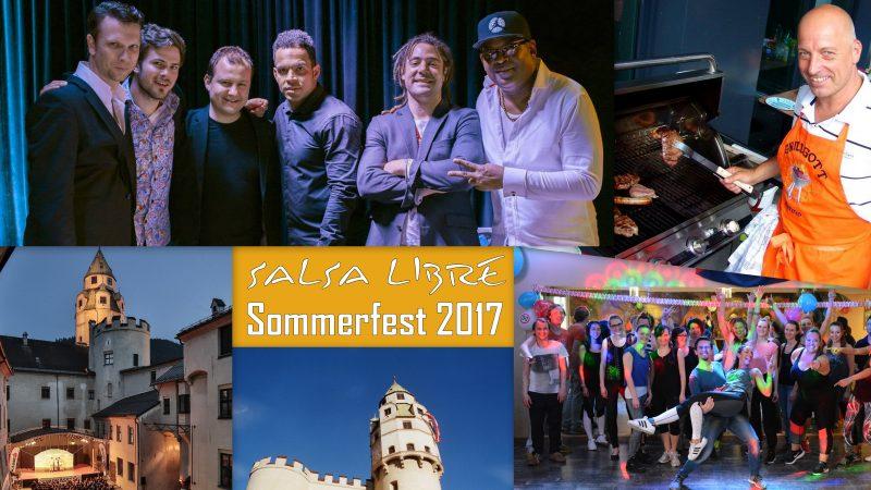Salsa Libre Sommerfest 2017