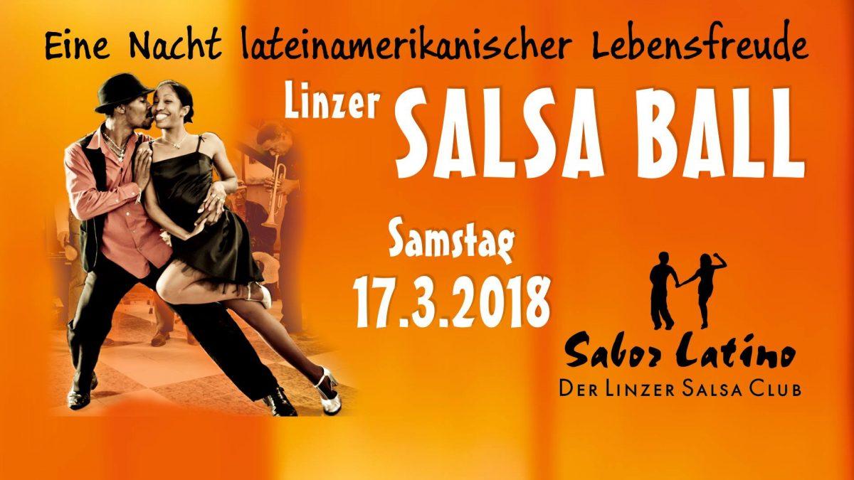 Salsa Ball Linz 2018