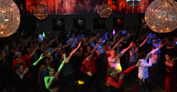 B1 XMAS Salsa Party