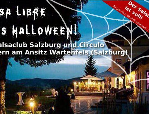 Schaurig-schönes Halloween: Die volle Salsa Libre Auswahl!