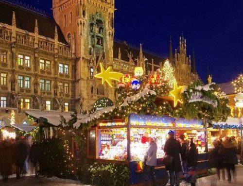 Salsa Libre Ausflug Christkindlmarkt München und Circulo