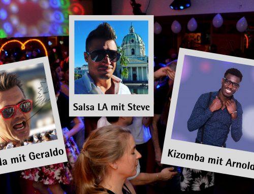 Die kommenden Workshops bei Salsa Libre