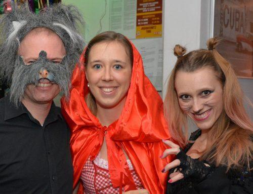 Carnaval de Salsa Libre – und Kartenverlosung die 2te