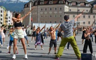 Für Tanz- und Lebensfreude mit Salsa Libre, Marktplatz 21.5.2020