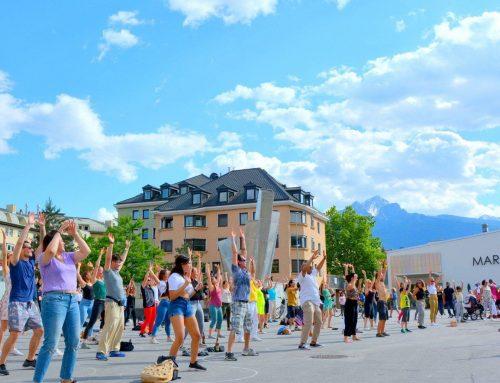 """ABGESAGT 2. Open Air Tanzen mit Salsa Libre: """"Für Tanz- und Lebensfreude"""""""