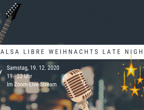Salsa Libre Weihnachts Late Night
