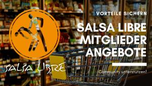 Angebote von Salsa Libre Mitgliedern