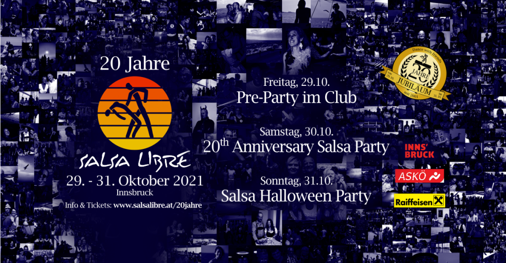 20 Jahre Salsa Libre